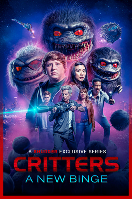 Notes on Streaming: Shudder's CRITTERS: A NEW BINGE, Taiwan's GREEN DOOR