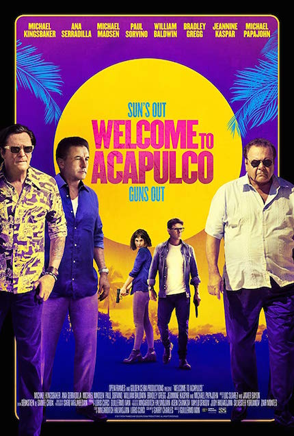 WELCOME TO ACAPULCO Interview: Director Guillermo Iván On His Video Game-Inspired Action Comedy