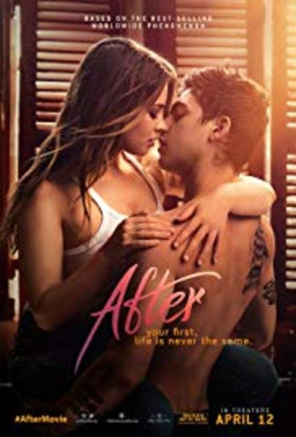 REVIEW: After serves up a woefully rudimentary romancer fueled with familiar steamy teen bad boy/good girl mayhem