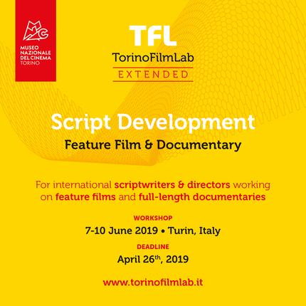 Workshops in screenwriting and documentary development!