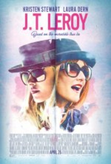 REVIEW: J.T. LeRoy is a literary letdown given the big screen treatment in utter confusion