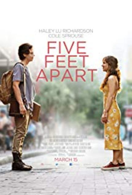 REVIEW: Five Feet Apart aimlessly wallows in teen love through sickness, sweetness and sappiness despite its good intentions