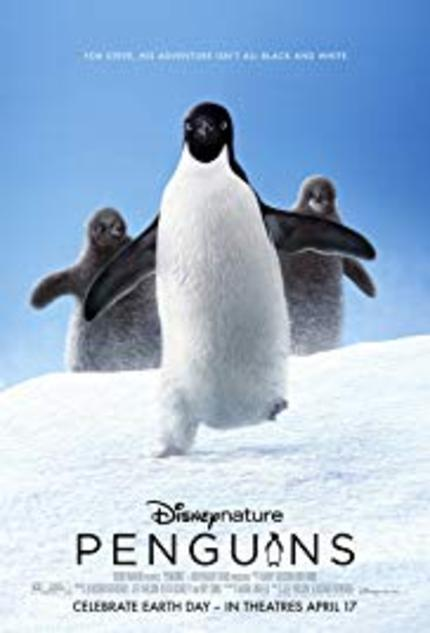 REVIEW: Disneynature Penguins definitely makes for an ideal icebreaker in this charming documentary that waddles toward the heart