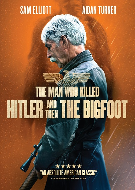 Giveaway: Win THE MAN WHO KILLED HITLER AND THEN THE BIGFOOT on DVD