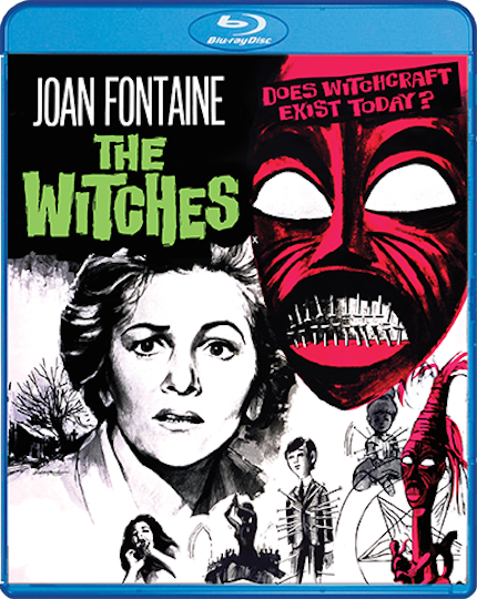 Blu-ray Review: Hammer Horror's THE WITCHES