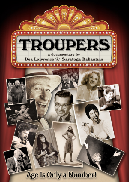 TROUPERS Trailer: Documentary Tackles Aging in Hollywood