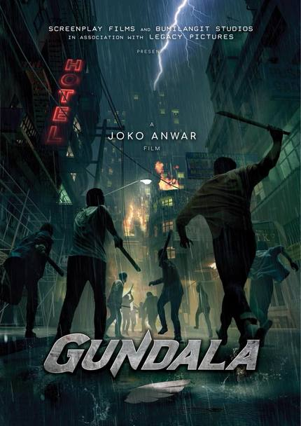 Trailer: Joko Anwar Is Back With Comic Adaptation, GUNDALA, A Super Vigilante Spectacular
