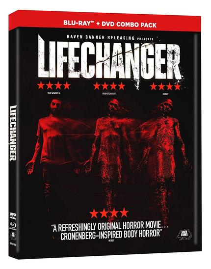 Now on Blu-ray: LIFECHANGER Is One Of The Year's Biggest Indie Genre Surprises