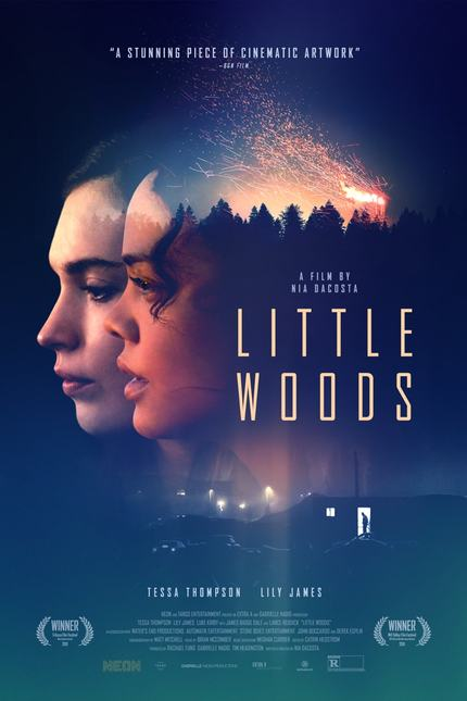 Review: LITTLE WOODS, Risky Navigation of an Uncaring System