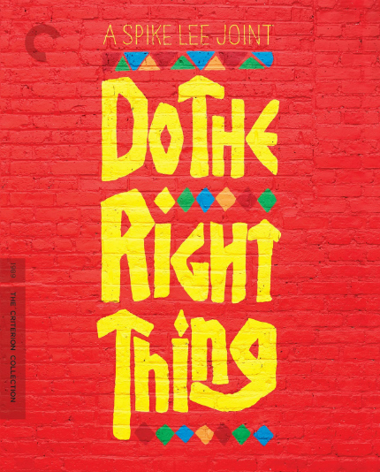 Criterion in July 2019: DO THE RIGHT THING, KLUTE, EUROPA EUROPA