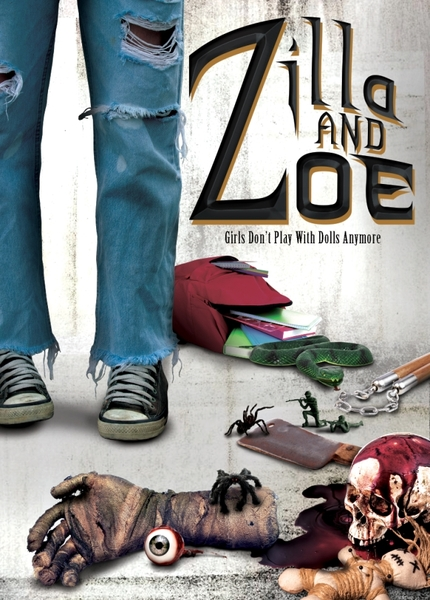 ZILLA AND ZOE Trailer: A Girl Dreams of Horror Film in Charming Indie Comedy