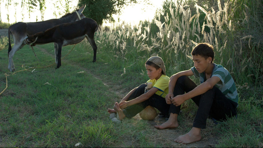 Udine 2019 Review: A FIRST FAREWELL, Tenderly Observed Drama About Uyghur Children In Xinjiang