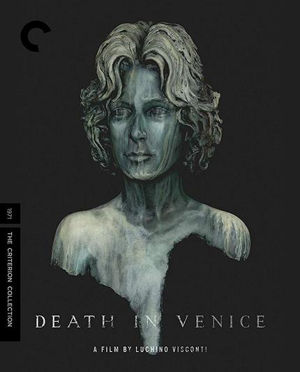 Blu-ray Review: Visconti's DEATH IN VENICE Lives in Glorious Anguish on Criterion Blu-ray.