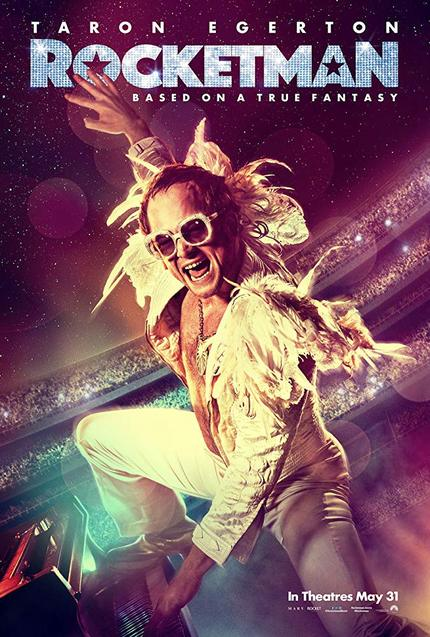 Review: ROCKETMAN Takes Flight