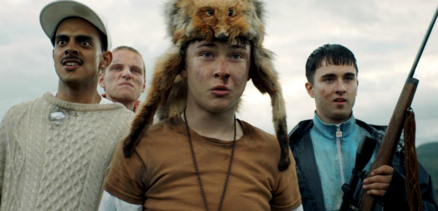 Edinburgh 2019: In Clip From Festival Opener BOYZ IN THE WOOD, HUNT FOR THE WILDERPEOPLE Meets TRAINSPOTTING