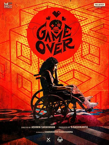Trailer: Slasher Meets The Arcade In Ashwin Saravanan's GAME OVER