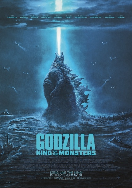 Review: GODZILLA: KING OF THE MONSTERS, The Biggest Monster Bash of the Year