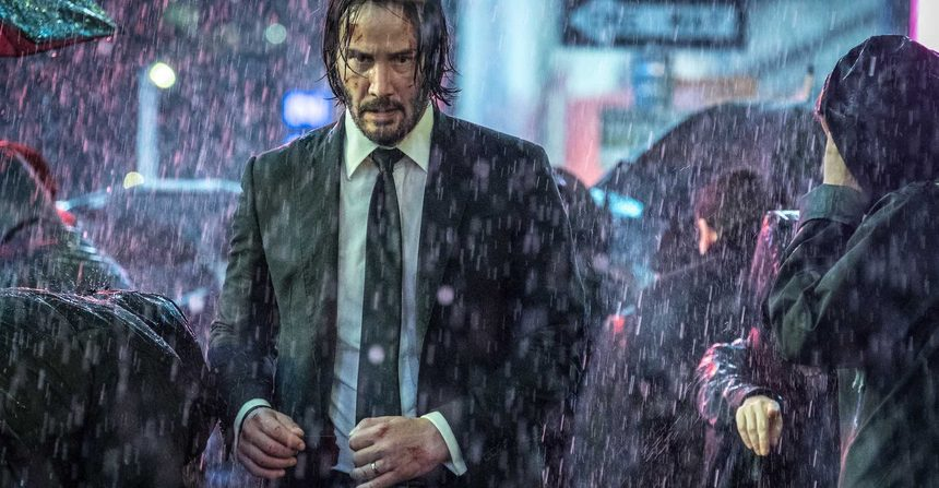 Review: JOHN WICK: CHAPTER 3 - PARABELLUM, An Exhilarating Exercise In Violence As Art