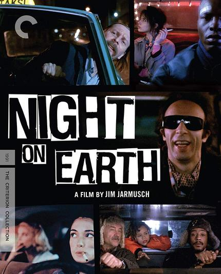 Blu-ray Review: NIGHT ON EARTH, Jarmusch Travels Around The Globe In A Single Night