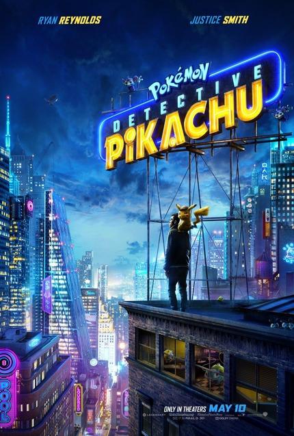Review: POKÉMON DETECTIVE PIKACHU, Big Budget Fan Service That Will Confound N00bz