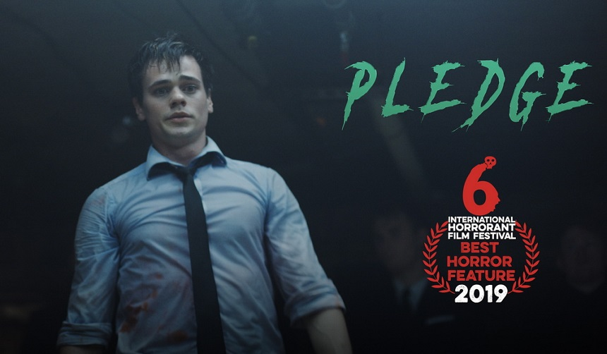 Horrorant 2019: Daniel Robbins' PLEDGE Takes Home Top Prize