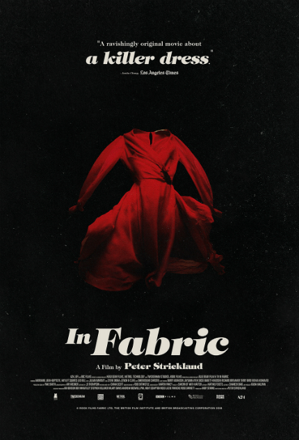 Watch: First IN FABRIC Trailer May Tear Your Soul Apart