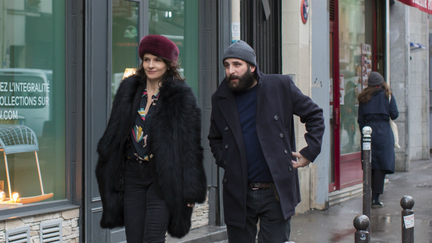 Review: Olivier Assayas' NON-FICTION, Very French Human Nature