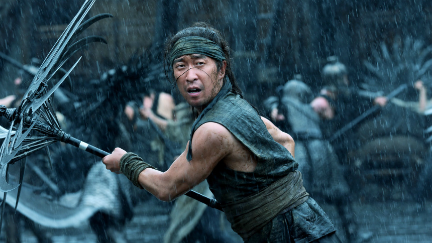 Review: Zhang Yimou's SHADOW, A Feast of Sound and Vision