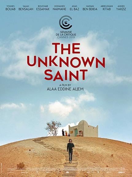 Cannes 2019 Review: A Thief Attempts To Recover His Booty In THE UNKNOWN SAINT