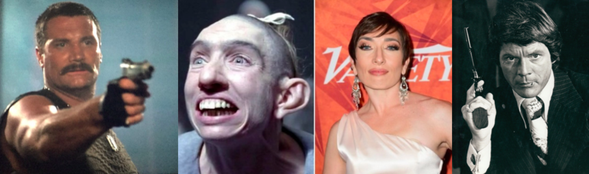 Primetime Emmy nominee Naomi Grossman teams up with Screen Villains Vernon Wells and Mel Novak for the The Initiation