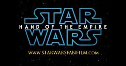 """Hand of The Empire"" is an amazing Star Wars fan film definately worth taking a look at!"