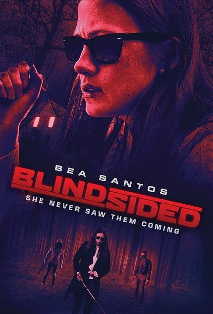 BLINDSIDED Trailer: TRUE DETECTIVE's Bea Santos Stars in Canadian Thriller