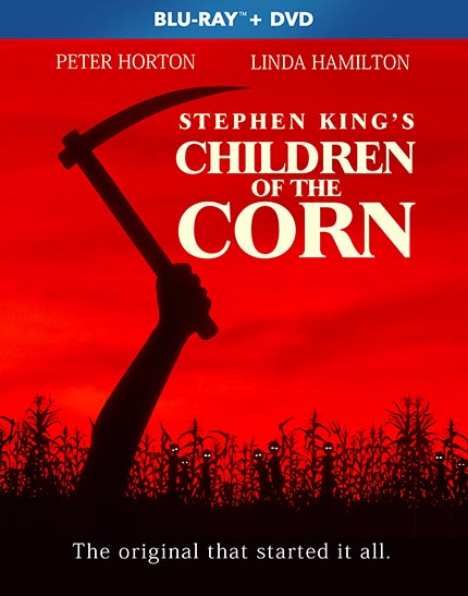 Giveaway: Win CHILDREN OF THE CORN DVD/BD SteelBook
