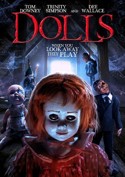 DOLLS Trailer: Dee Wallace Contends with Sinister Toys