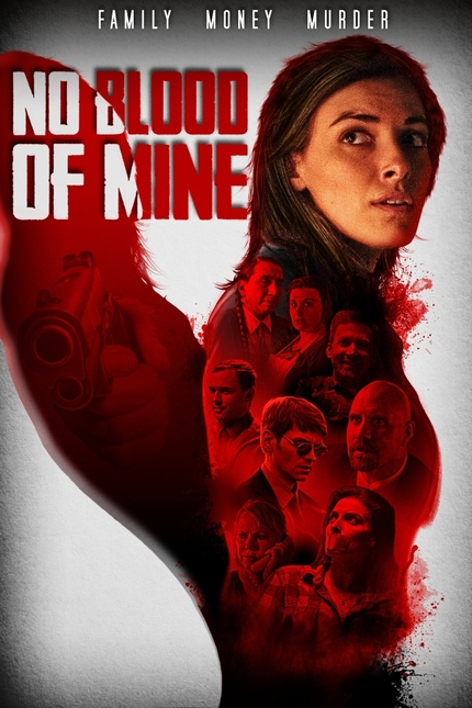 NO BLOOD OF MINE Trailer: Indie Crime Thriller Goes Wide This Week