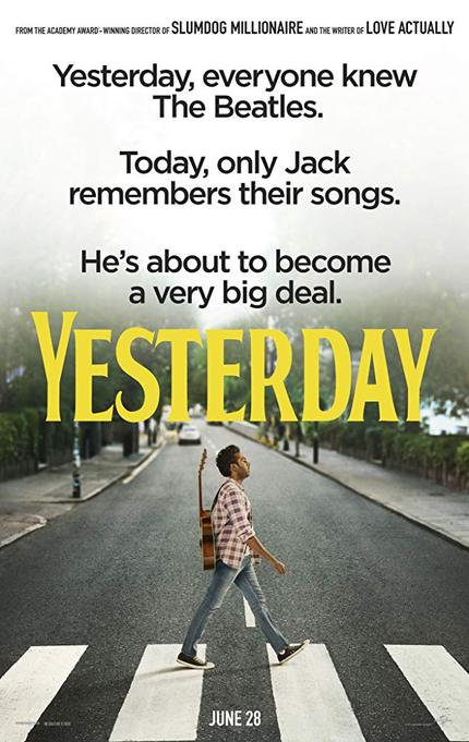 Review: YESTERDAY, A Truly Fab Tale Full of Magic, Mystery, and a Tour