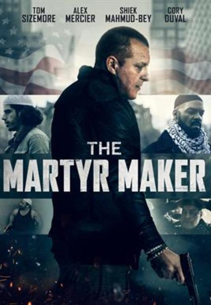 Kamal Ahmed's The Martyr Maker Gets Nationwide VOD Release!