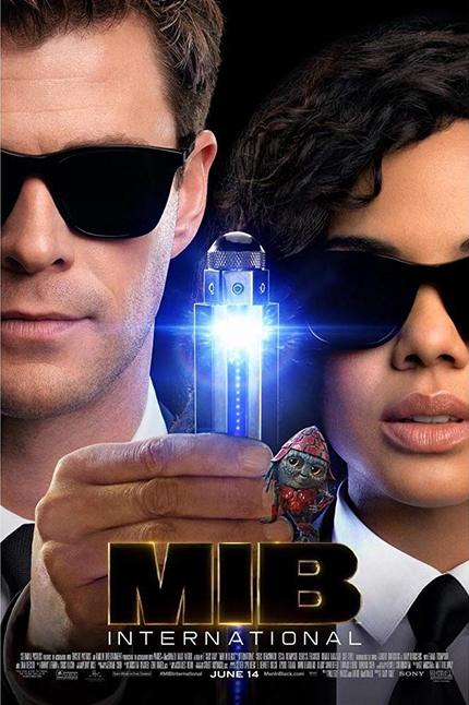 Review: MEN IN BLACK: INTERNATIONAL Is Forgettable Fluff From Outer Space