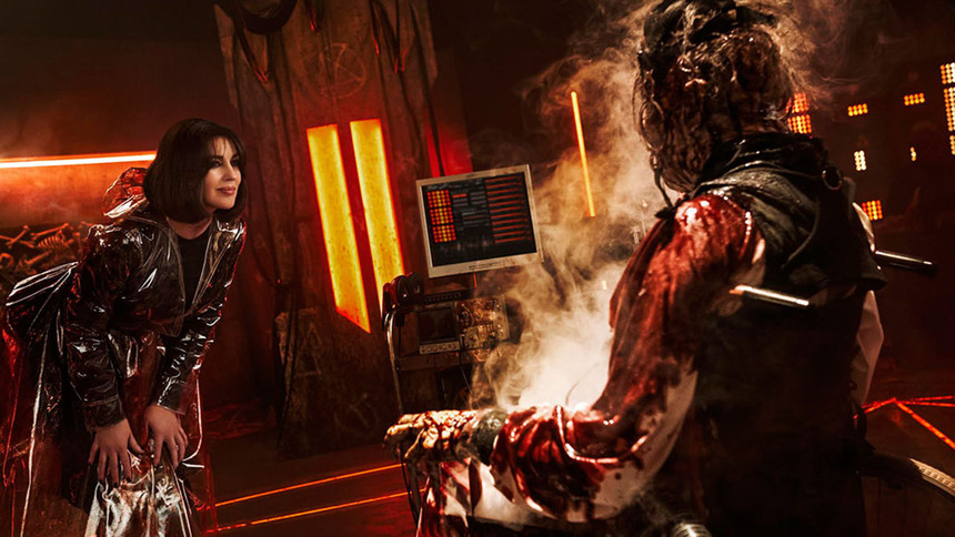 NEKROTRONIC Trailer: Monica Bellucci Plays an Internet Demon in New Action Horror