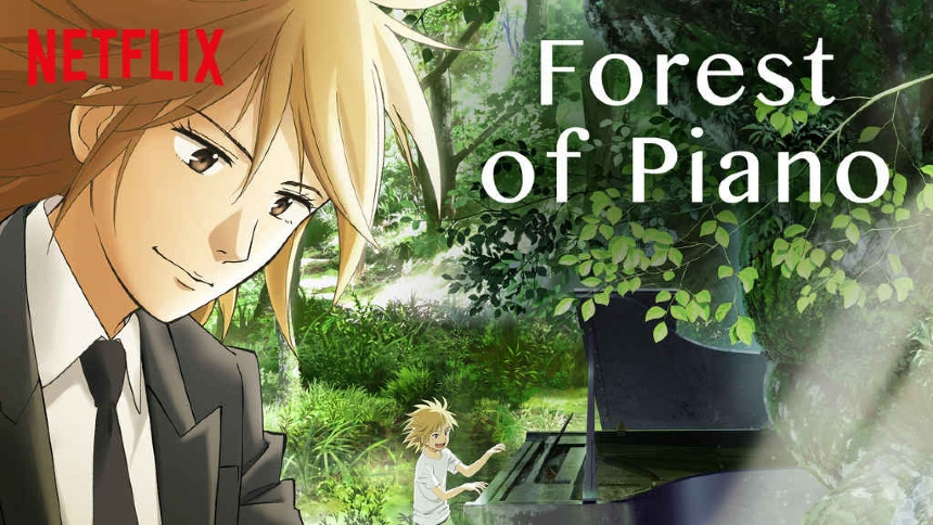Notes on Streaming: FOREST OF PIANO, Playing Through Pain
