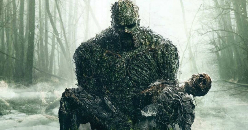 Notes on Streaming: Say Goodbye, SWAMP THING