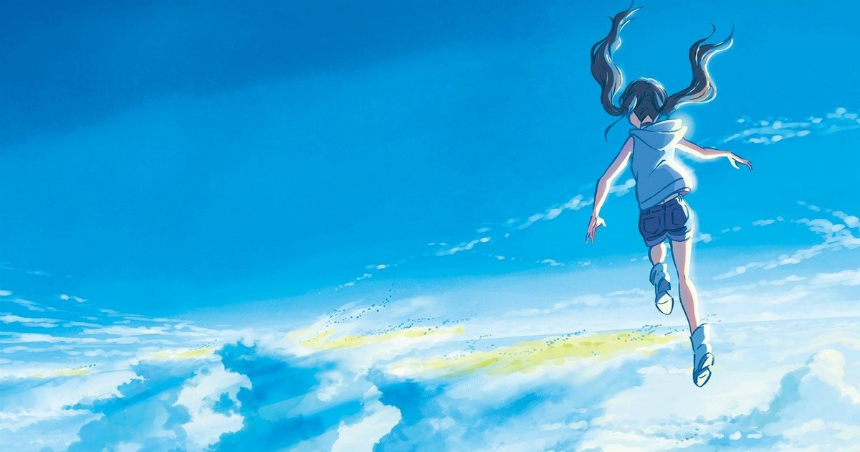WEATHERING WITH YOU Trailer: Japanese Followup to YOUR NAME