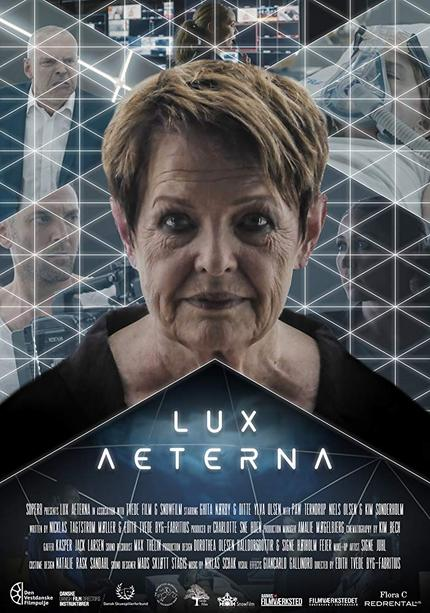 """Trailer out for Edith Tvede's Sci-Fi Drama """"Lux Aeterna"""" starring Ghita Nørby"""