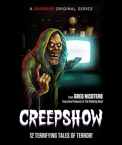 CREEPSHOW Review: Terrific And Traditional Start to New Anthology Horror Series on Shudder