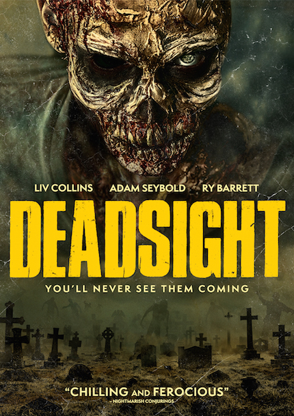 DEADSIGHT Interview: Jesse Thomas Cook On Finally Directing A Zombie Film