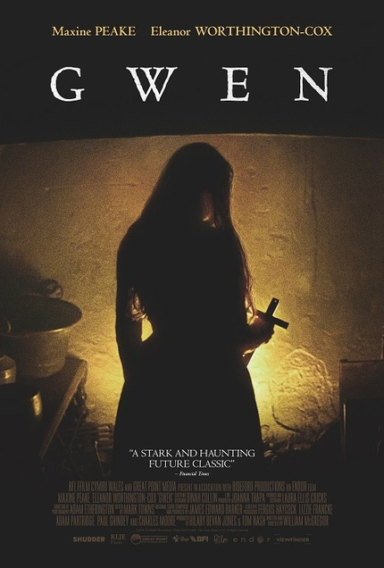 GWEN: Watch The New Trailer For William McGregor`s Debut Film