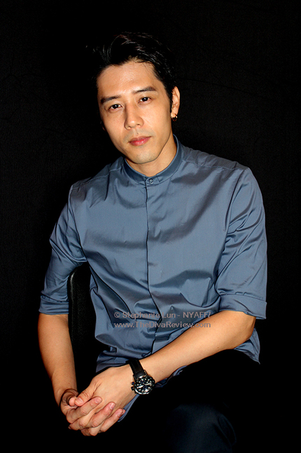 New York Asian 2019 Interview: HAN DAN Star George Hu on Setting Fire to the Past