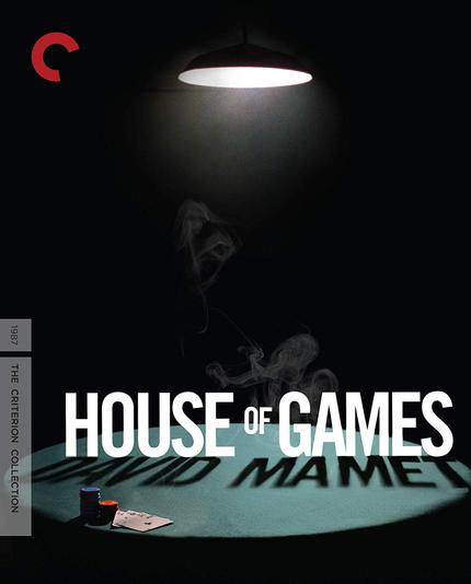 Blu-ray Review: Criterion Re-opens David Mamet's HOUSE OF GAMES