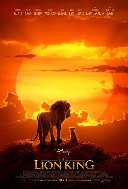 Review: THE LION KING Returns, Without Spoilers
