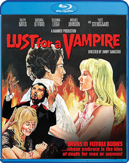 Blu-ray Review: LUST FOR A VAMPIRE, Gothic Horror We've Seen Before